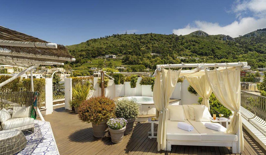Capri Blog. Il blog del Villa Blu Capri per raccontare l'isola più bella del mondo!