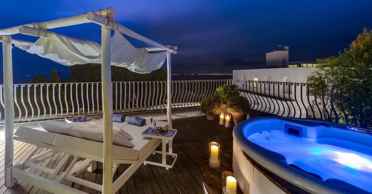 320MeliaVillaCapri-Rooftop_Terrace_night